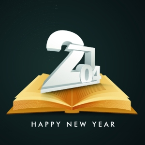 2014 - Year of the Book!